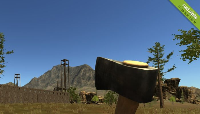 версия игры Rust