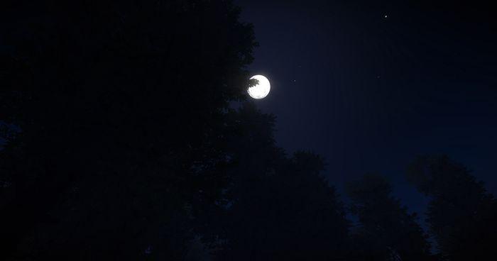 обновленная луна в Rust