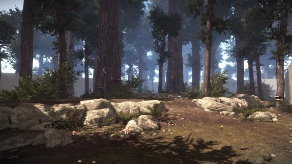 новый лес в Rust