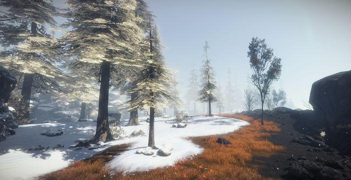 Северные земли в игре Rust 01