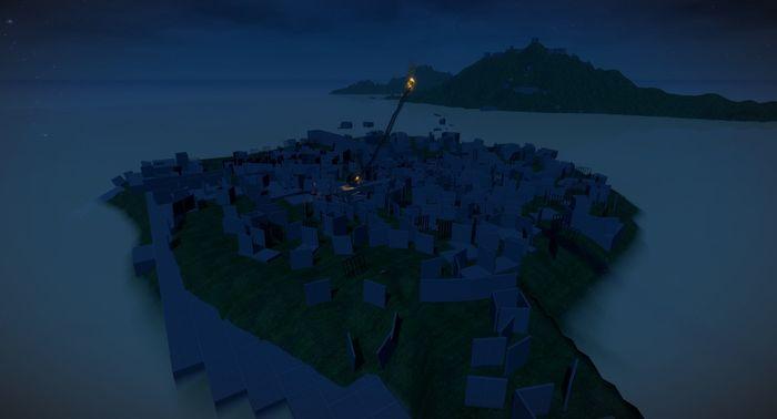 Стены в игре Rust 02