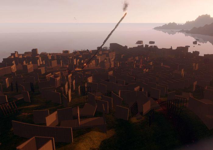 Стены в игре Rust 03