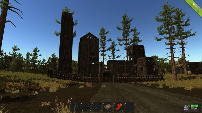 Deadwood в Rust - итог