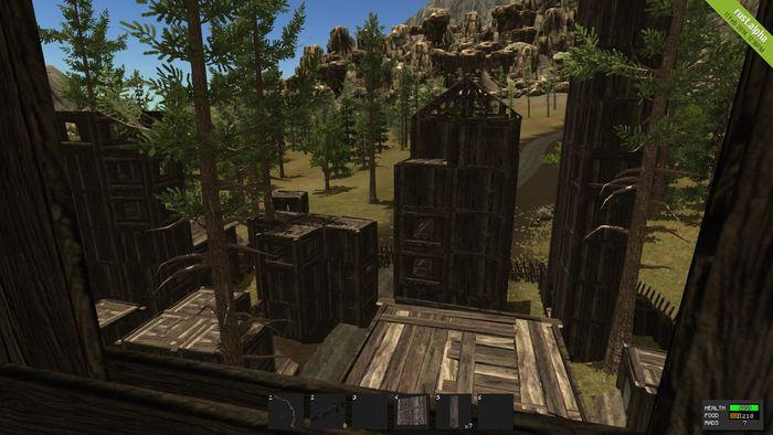Deadwood в Rust - продолжение