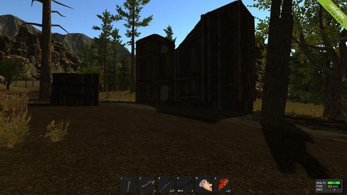 Deadwood в Rust - начало
