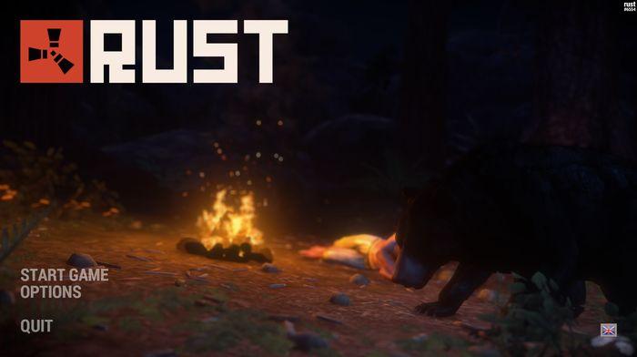 Игра Rust