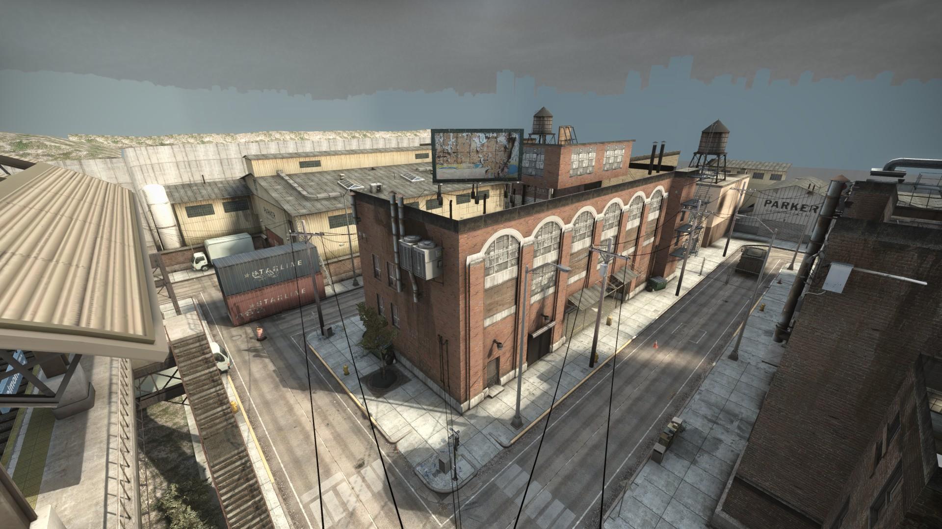 Карта в CS:GO