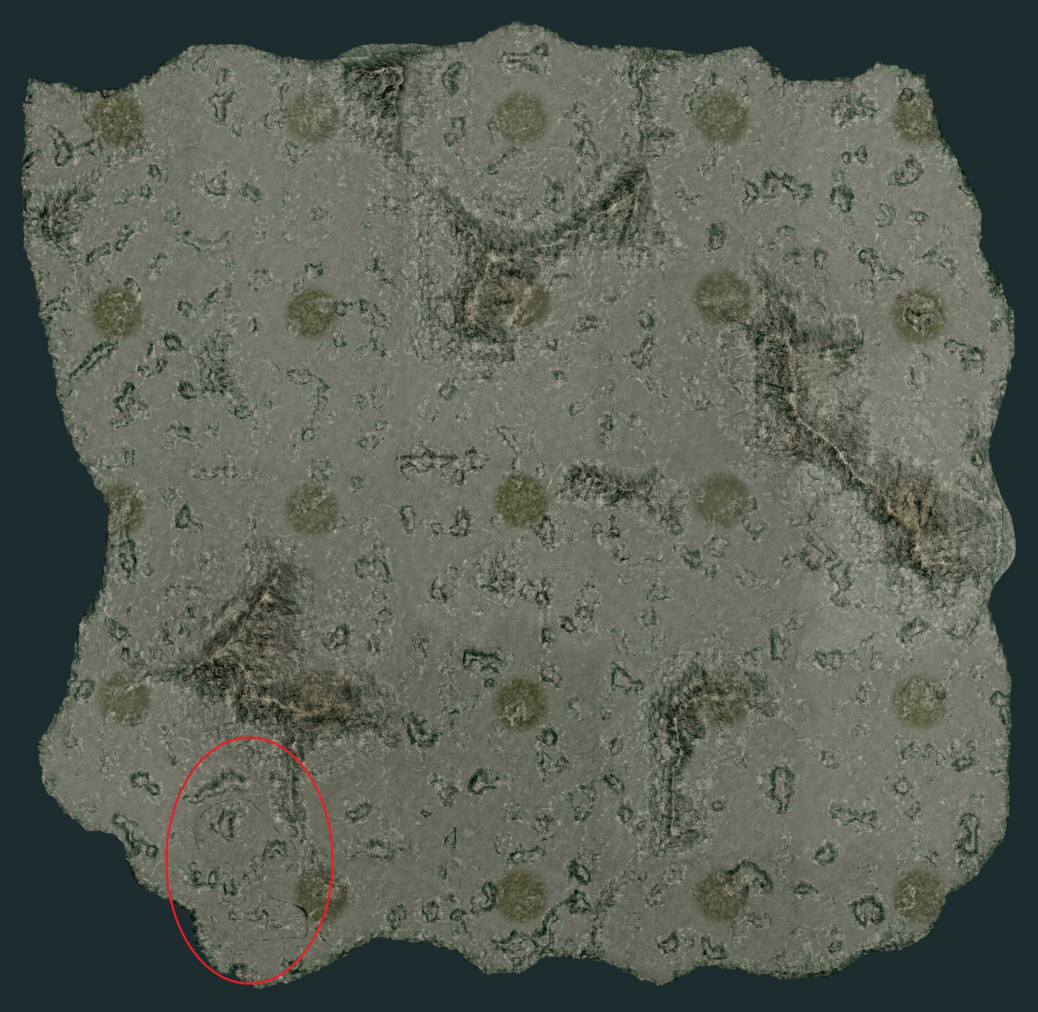 Полная карта Rust_Island_2013