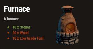 Печь (Furnace)