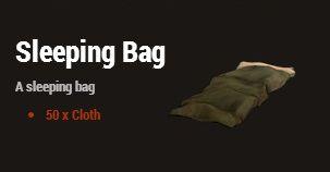 Спальник (Sleeping Bag)