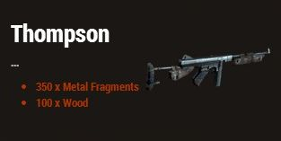 Автомат Томпсона (Thompson)