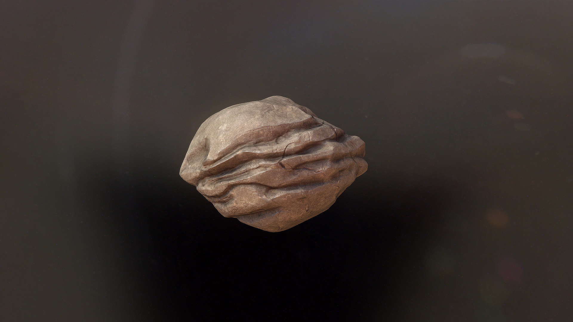 Модель камня №1