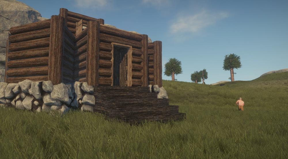 Дом в Rust