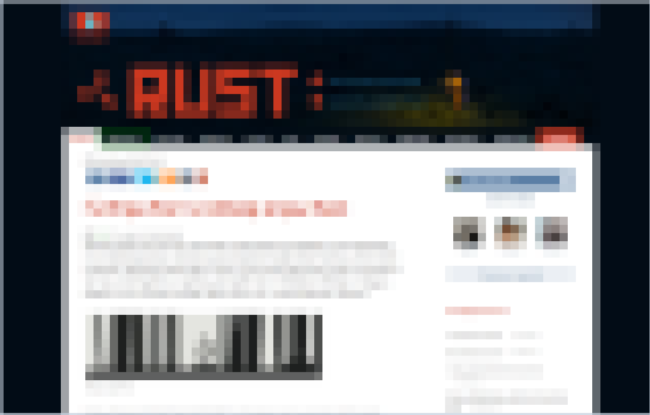 Будущее сайта rust-game.info