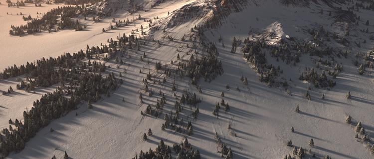 Намек на то, как может выглядеть поверхность в игре Rust в будущем