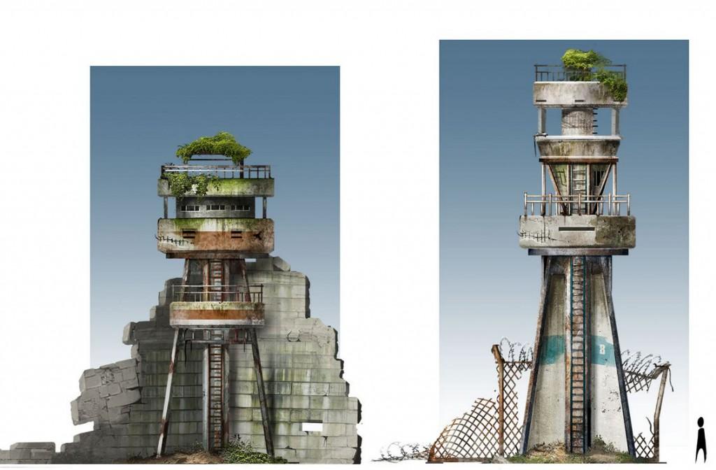 Башни наблюдения