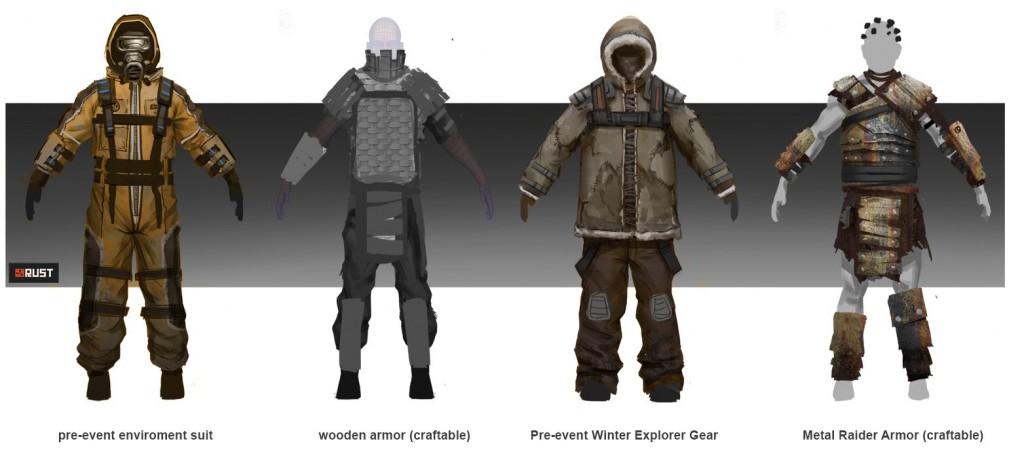 Концепты одежды #3