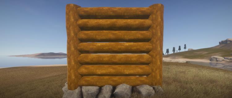 6-й уровень стены