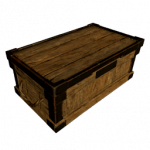 Большой ящик (Large Wood Box)