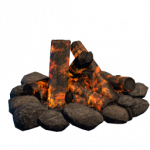 Костёр (Camp Fire)