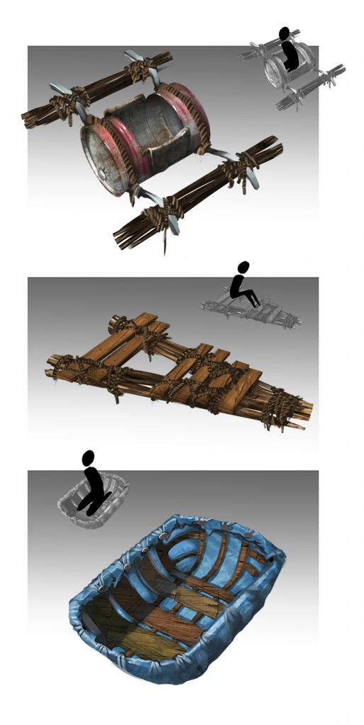 Лодки в Rust