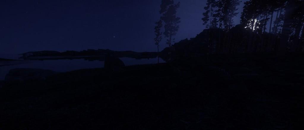 Ночь - враг новичка!