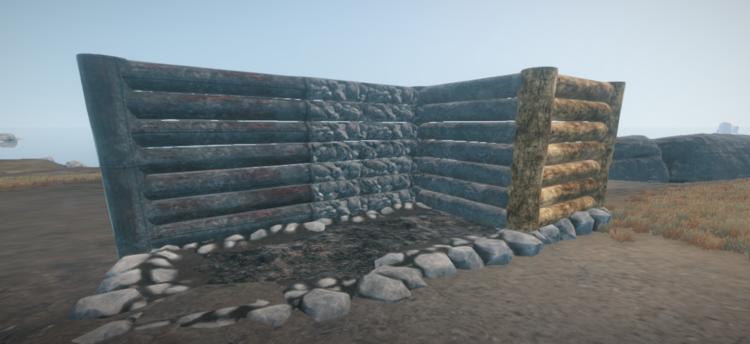 Текстуры уровней стен