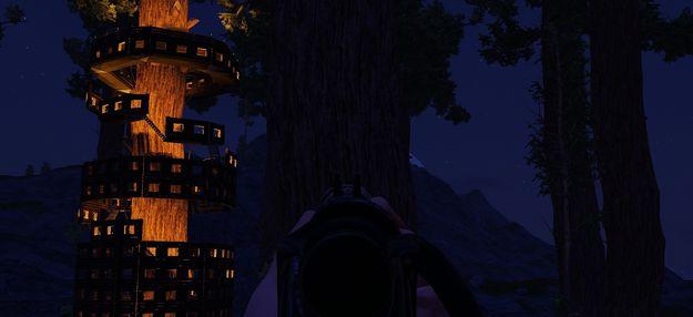 Дом вокруг дерева 4