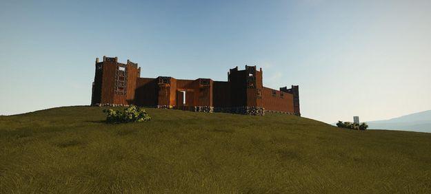 Замок от скуки №1