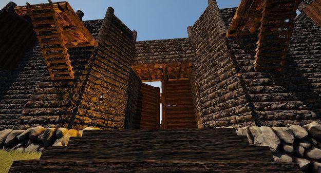 Замок от скуки №2