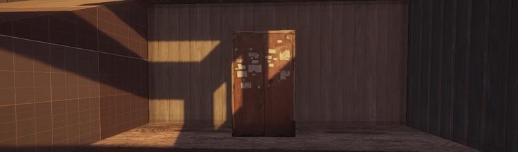 Шкаф в Раст