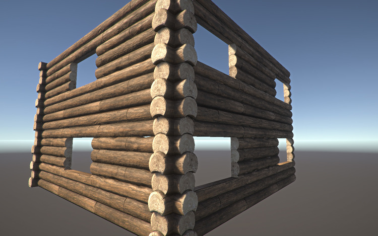 Шкурка для деревянных стен