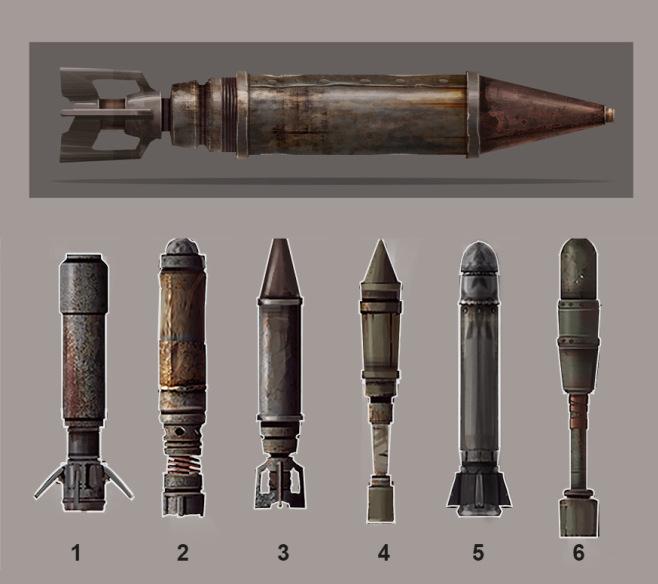 Снаряды