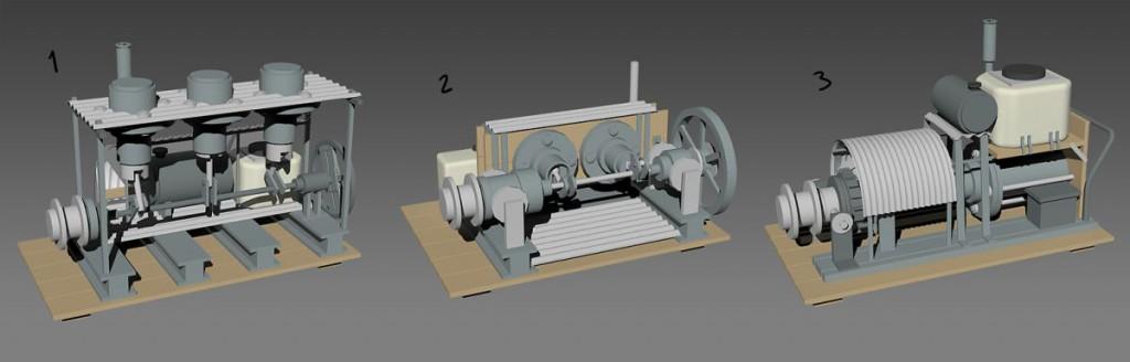 Концепты двигателей