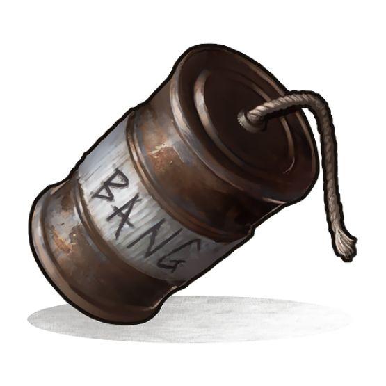 Иконка для гранаты и консервных банок
