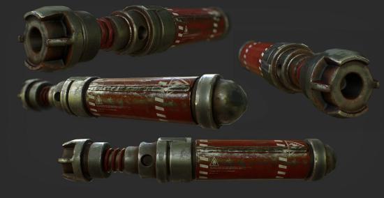 Снаряд для РПГ 1