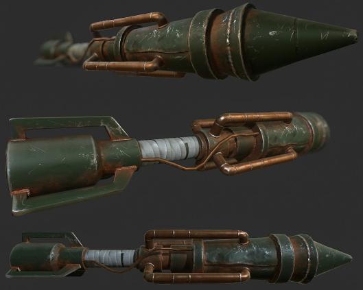 Секретный снаряд для РПГ 2