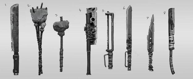 Оружие ближнего боя
