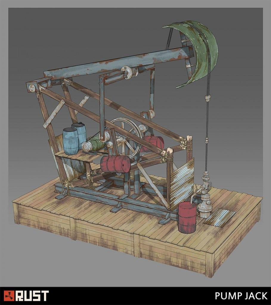 Нефтекачка №3