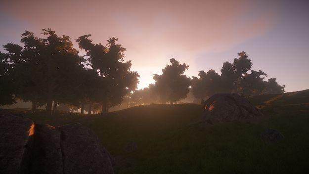 Новые рассветы и закаты