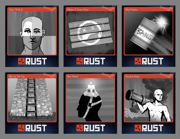 Карточки для Steam 1