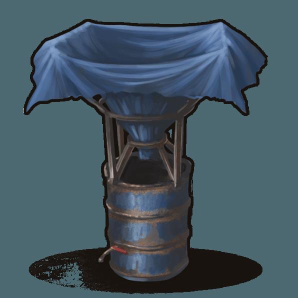 Иконка малого коллектора воды