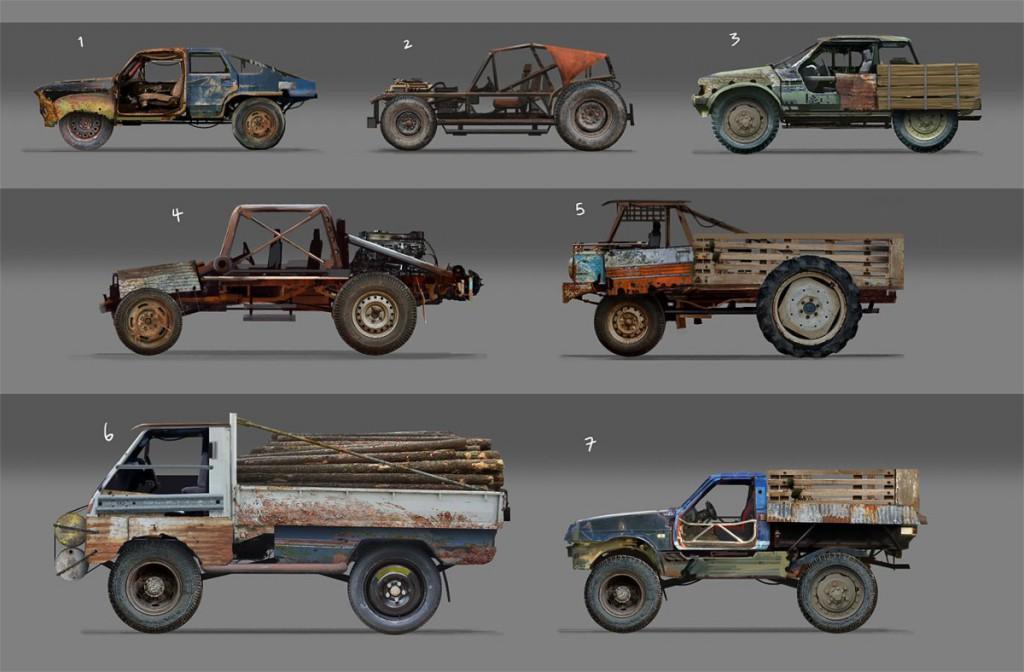 Авто в Rust