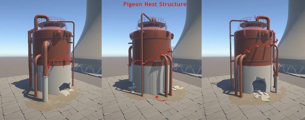 Изображение водонапорной башни