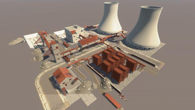 Изображение концепта города