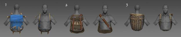 Рюкзаки в Rust Experimental